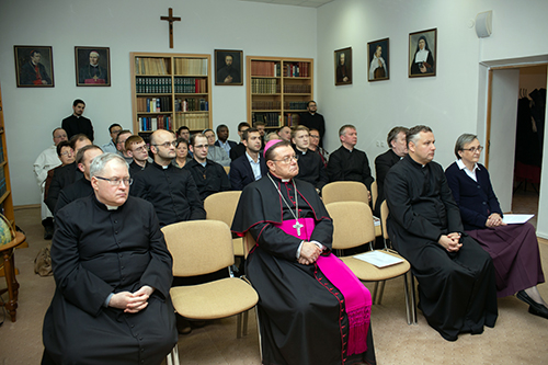 В Высшей духовной семинарии «Мария Царица Апостолов» торжественно открыт новый академический год