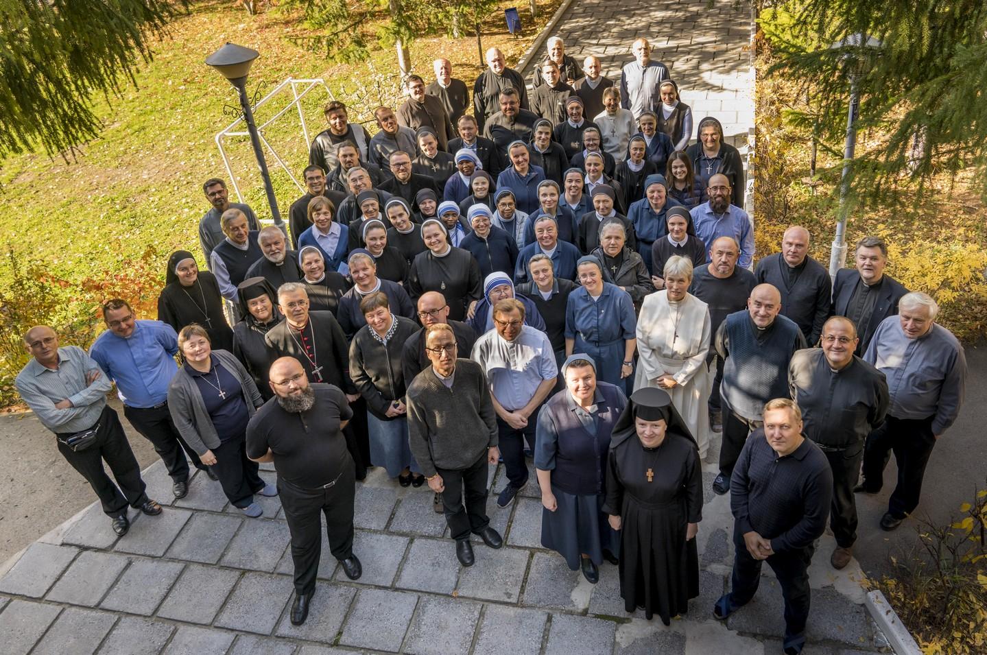 Епархиальная пастырская конференция – 2019 глазами фотохудожника