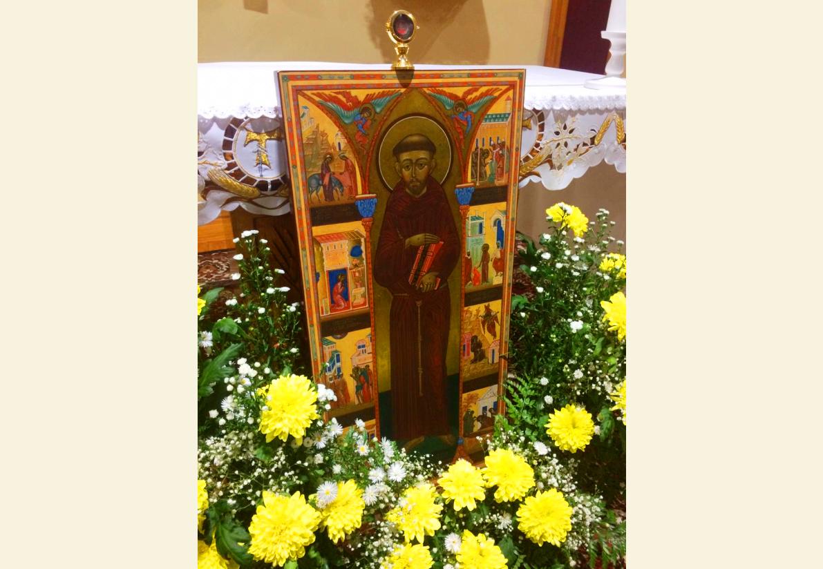 День святого Франциска в Новосибирске (+ ФОТО)