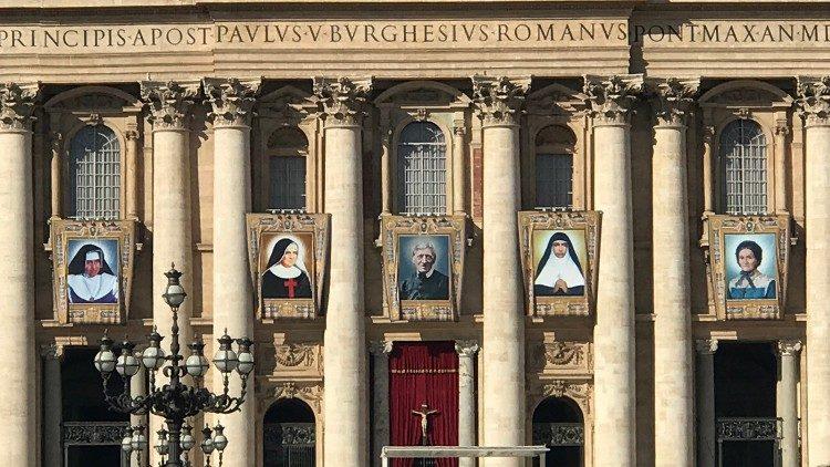 13 октября в Католической Церкви появятся новые святые