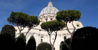 Будни ватиканских дворников