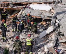Папа молится о жертвах землетрясения в Албании