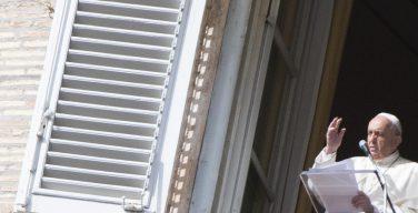 Слово Папы Франциска перед чтением молитвы «Ангел Господень» в 31-е Рядовое воскресенье. 3 ноября 2019 г., площадь Св. Петра