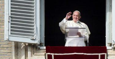 Слово Папы Франциска перед чтением молитвы «Ангел Господень» в 32-е Рядовое воскресенье. 10 ноября 2019 г., площадь Св. Петра