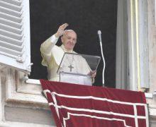 Слово Папы Франциска перед чтением молитвы «Ангел Господень» в 33-е Рядовое воскресенье. 17 ноября 2019 г., площадь Св. Петра