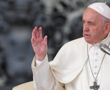 На общей аудиенции 6 ноября Папа Франциск призвал наводить мосты диалога с неверующими и инаковерующими