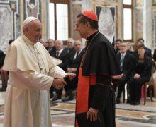 Папа Франциск принял участников конференции, посвященной межрелигиозному диалогу