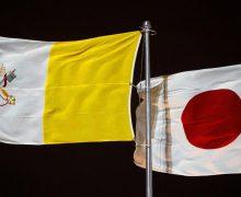 Начался визит Папы Франциска в Японию