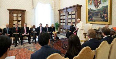 Папа Франциск объяснил, что такое инклюзивный капитализм