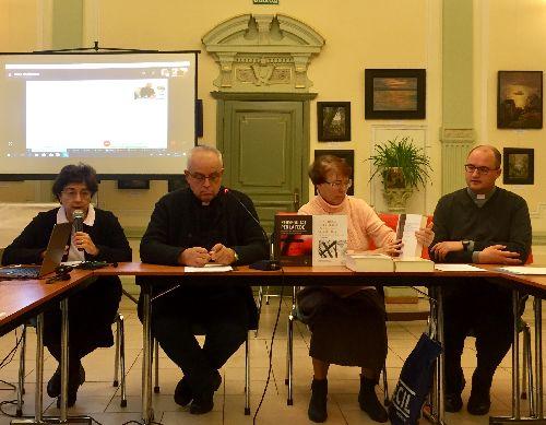 «Католическая Церковь при коммунизме» – многотомное издание, подготовленное Папским Григорианским университетом, представлено в Москве