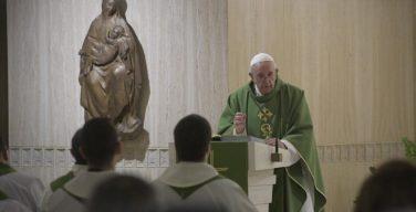 На Мессе в Доме Святой Марфы Папа Франциск размышлял о христианском понимании смерти