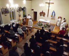 День рождения Католической школы Рождества Христова был отпразднован торжественной Мессой