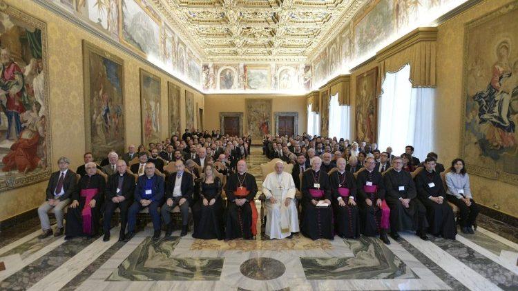 Папа Франциск о призвании исполнителей сакральной музыки