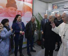«Пятница милосердия» Папы Франциска