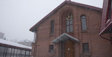 В Кафедральном соборе Преображения Господня в Новосибирске прошел семинар, посвященный проблемам защиты несовершеннолетних от злоупотреблений (+ФОТО)