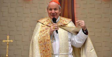 Кардинал Шёнборн удостоился высшей награды УГКЦ