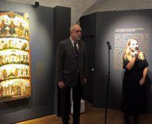 Жизнеутверждающая выставка про смерть: в Музее Рублева открылась экспозиция «Другое измерение. Смерть и загробная жизнь в христианском искусстве»