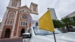 Накануне своего визита в Таиланд Папа Франциск выступил с видеообращением к народу этой страны