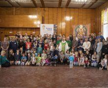 Продолжается встреча семей под Новосибирском (ФОТО)