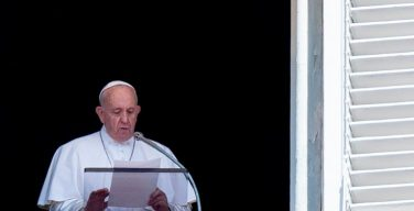 Слово Папы Франциска перед чтением молитвы «Ангел Господень» в 4-е воскресенье Адвента. 22 декабря 2019 г., площадь Св. Петра