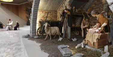 Папа Франциск на общей аудиенции 18 декабря говорил о значимости Рождественского вертепа