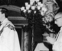 В Римской епархии молятся за Папу Франциска по случаю 50-летнего юбилея его священства