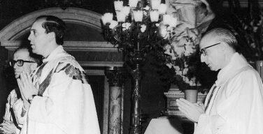 Празднуем 50-летие священства Папы Франциска