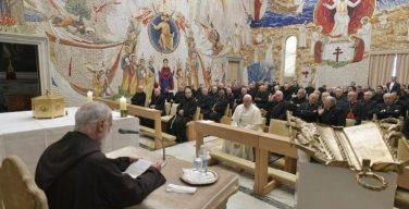 Из уст Проповедника Папского Дома прозвучала вторая адвентовская проповедь