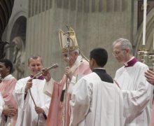 Папа Франциск отслужил Мессу для проживающих в Риме филиппинцев и призвал их стать «контрабандистами веры»