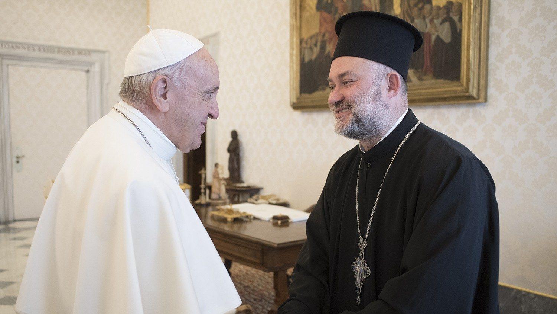 В Караганде состоялась интронизация Апостольского администратора для католиков византийского обряда Казахстана и Центральной Азии