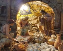 Рождественские ясли – место встречи Бога с грешником