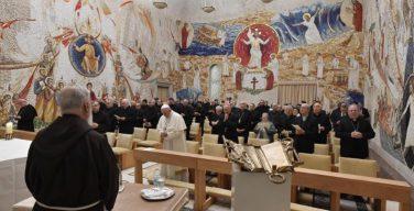 Проповедник Папского Дома призвал Понтифика и его ближайших сотрудников зачать Иисуса в своем сердце и подарить Его миру