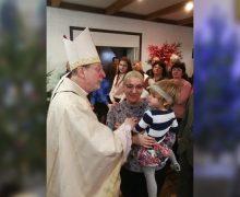 Апостольский нунций в Украине посетил католиков Донецка и Луганска и передал им благословение Святейшего Отца