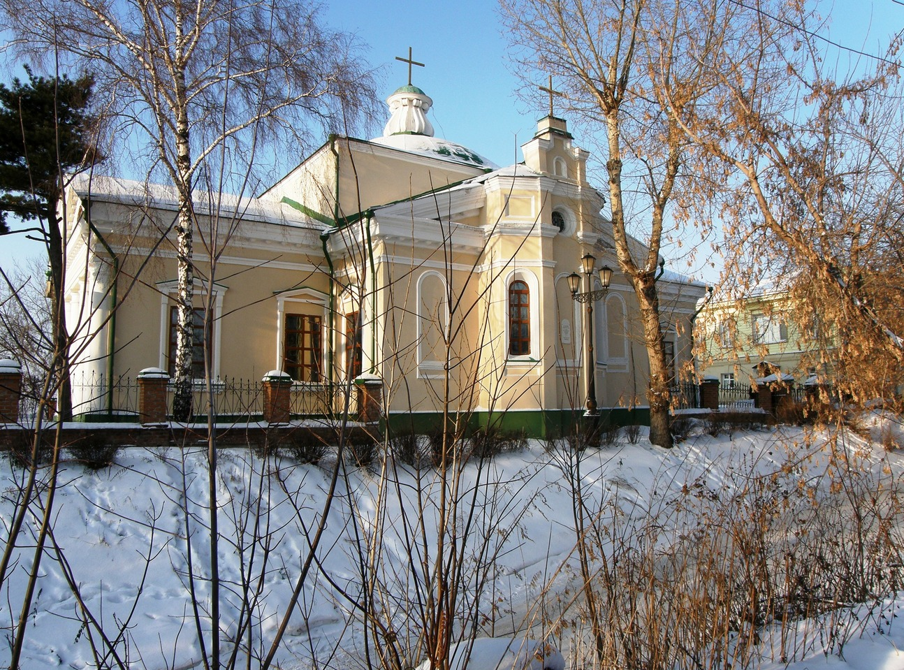 Вера как стиль жизни: католики Томска вчера и сегодня