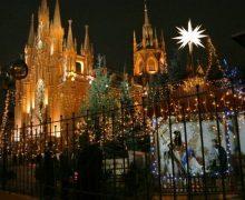 Московские католики празднуют Рождество (+ФОТО)