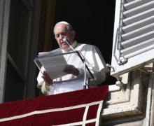 Папа Франциск молится об успехе встречи «Нормандской четверки»