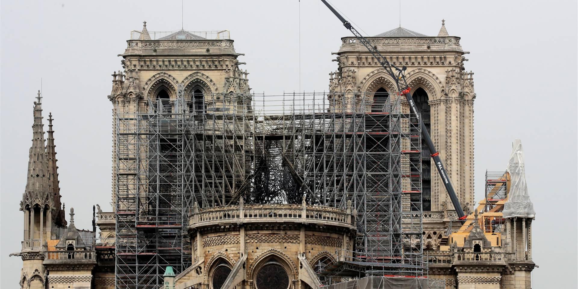 В соборе Парижской Богоматери впервые за двести лет не будет рождественской Мессы