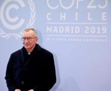 Папа Франциск направил послание Конференции ООН по климату