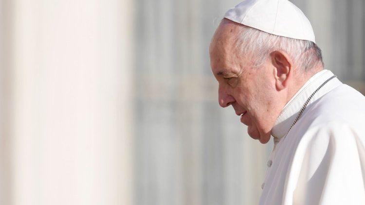 Папа Франциск отметил свой очередной день рождения