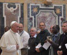 Встречаясь с семинаристами, Папа Франциск говорил о важнейших аспектах подготовки к священству
