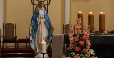 В Москве отпраздновали 20-ю годовщину освящения Кафедрального собора Непорочного Зачатия Пресвятой Девы Марии (+ФОТО)