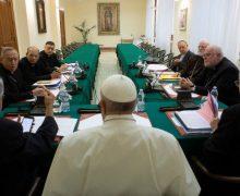 В Ватикане завершилось 32-е заседание Совета кардиналов