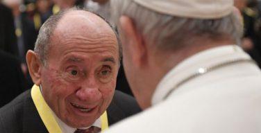 Папа Франциск: старость – это время благодати