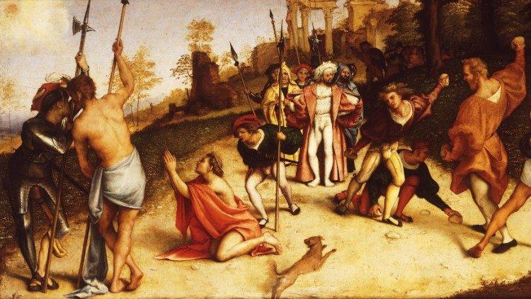 В день памяти Святого Первомученика Стефана мы вспоминаем обо всех христианах, претерпевающих гонения