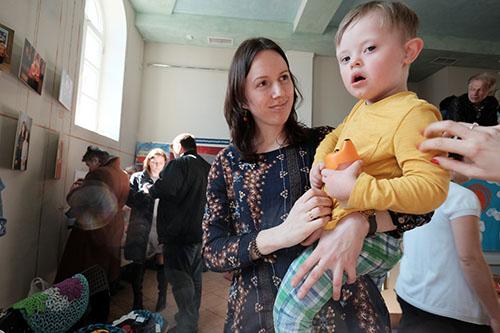 «И я понимаю: да, это кому-то надо»: о новой общине «Вера и свет» в Санкт-Петербурге