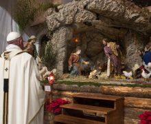 Обнародовано Апостольское послание Admirabile signum