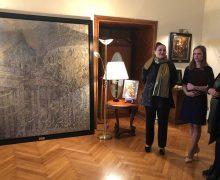 Коллекция современного искусства Ватикана пополнилась картиной российской художницы