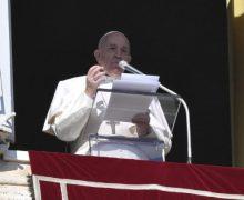 Слово Папы Франциска перед чтением молитвы «Ангел Господень» в праздник Крещения Господня. 12 января 2020 г., площадь Св. Петра