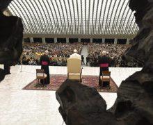 На общей аудиенции в среду 29 января Папа Франциск начал новый цикл катехез, посвященный евангельским заповедям блаженства