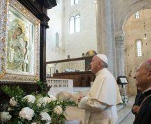 Обнародована программа встречи Папы с епископами Средиземноморья